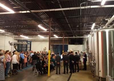 Walsh Wedding Brewhouse Pic